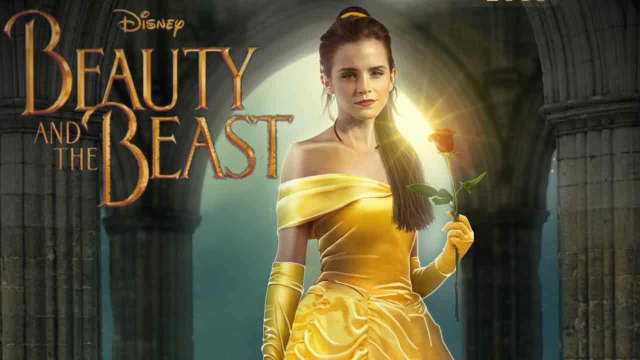 Trailer oficial en español de La Bella y La Bestia