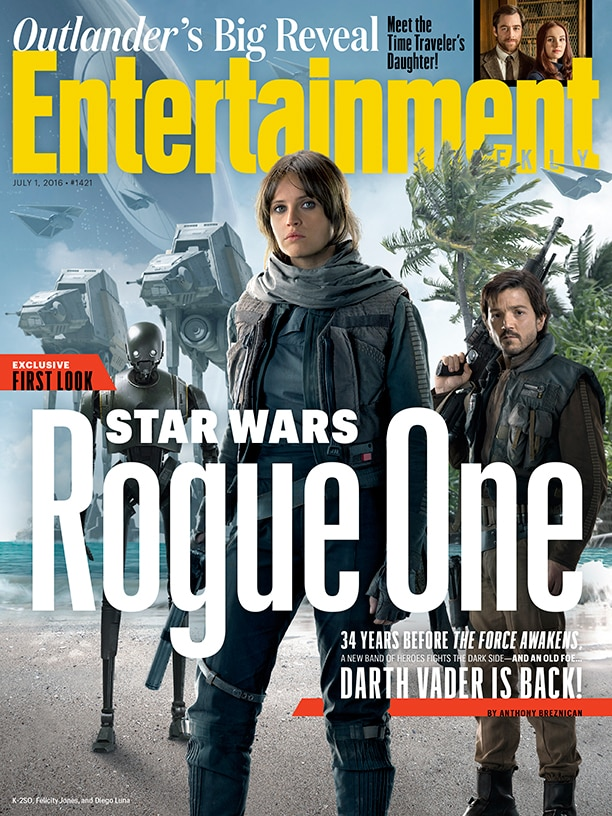 This Week's Cover: Inside the Star Wars stand-alone Rogue One