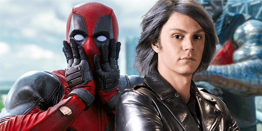 DEADPOOL QUICKSILVER