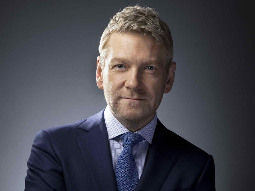 Kenneth Branagh dirigirá nueva adaptación de 'Murder On The Orient Express'.