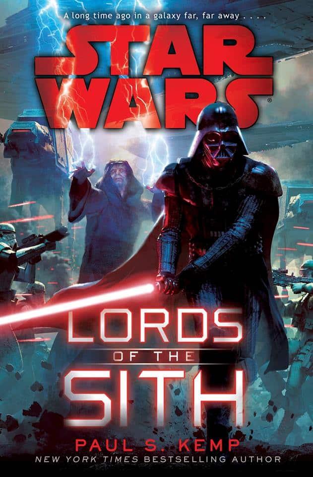 Lord of the Sith de Paul S. Kemp