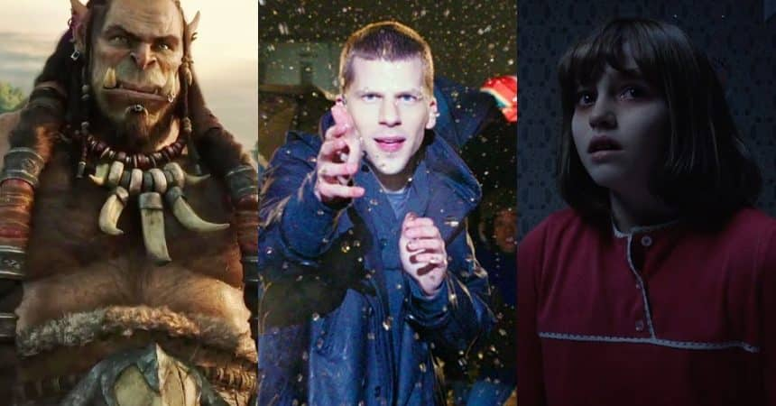 The Conjuring 2, Warcraft, Now You See Me 2 | Weekend Ticket
