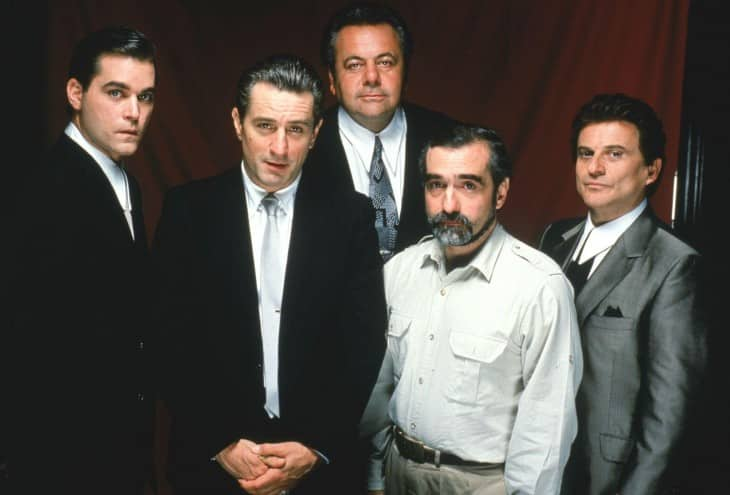 Elenco de 'Goodfellas'