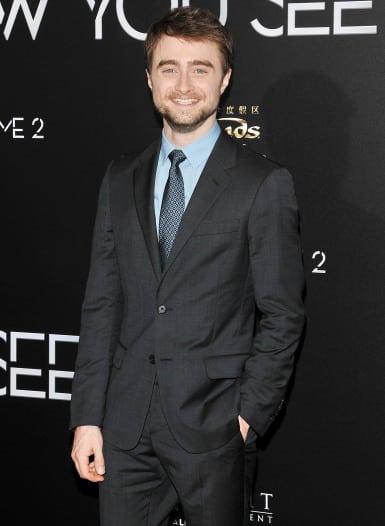 Daniel Radcliffe Foto de Broadimage/REX/Shutterstock.