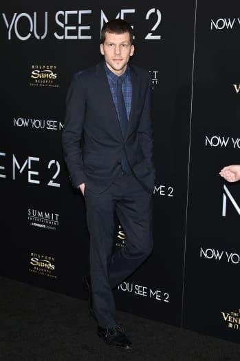 Jesse Eisenberg Foto de Andrew H. Walker/Variety/REX/Shutterstock