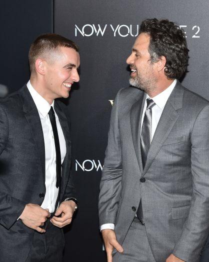 Dave Franco y Mark Ruffalo Foto de Andrew H. Walker/Variety/REX/Shutterstock.