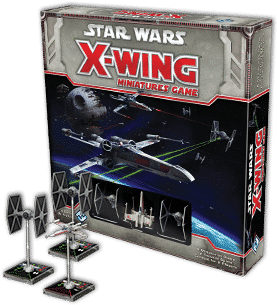 Organized Play Mission Control Community X-Wing Miniatures Game