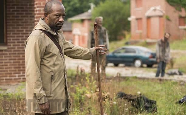 The Walking Dead, Morgan, AMC