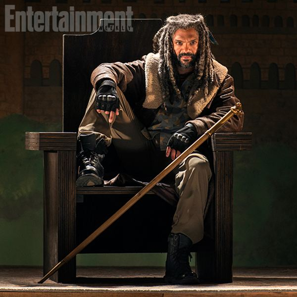 The Walking Dead, Ezekiel, AMC
