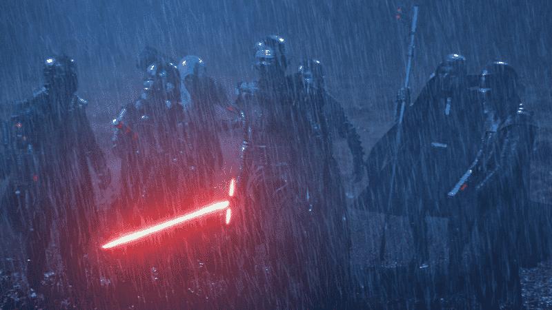 Star Wars: Kylo Ren, Caballeros de Ren
