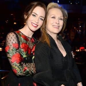 Dream team: Meryl Streep se unirá a Emily Blunt y Lin-Manuel Miranda en secuela de Mary Poppins
