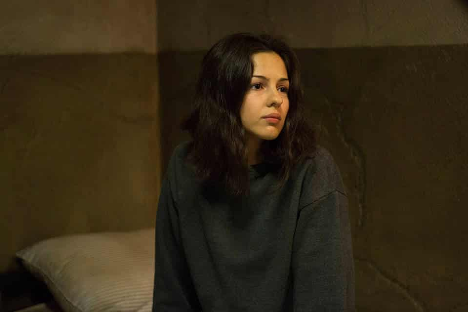 Nina, The Americans, FX.