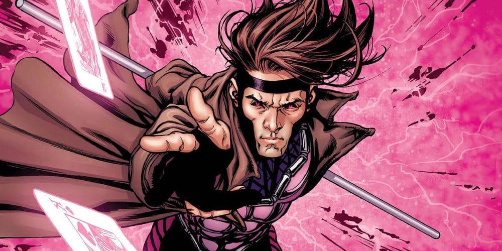 Tres adelantos sobre futuras películas del universo Marvel relacionados con Gambit, Cuatro Fantásticos y X-Men