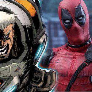 [OFICIAL] Deadpool y Cable estarán en la película X-Force