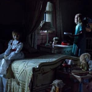 ¡Prepárate para la muñeca más aterradora del mundo con el primer trailer de Annabelle: La Creación!