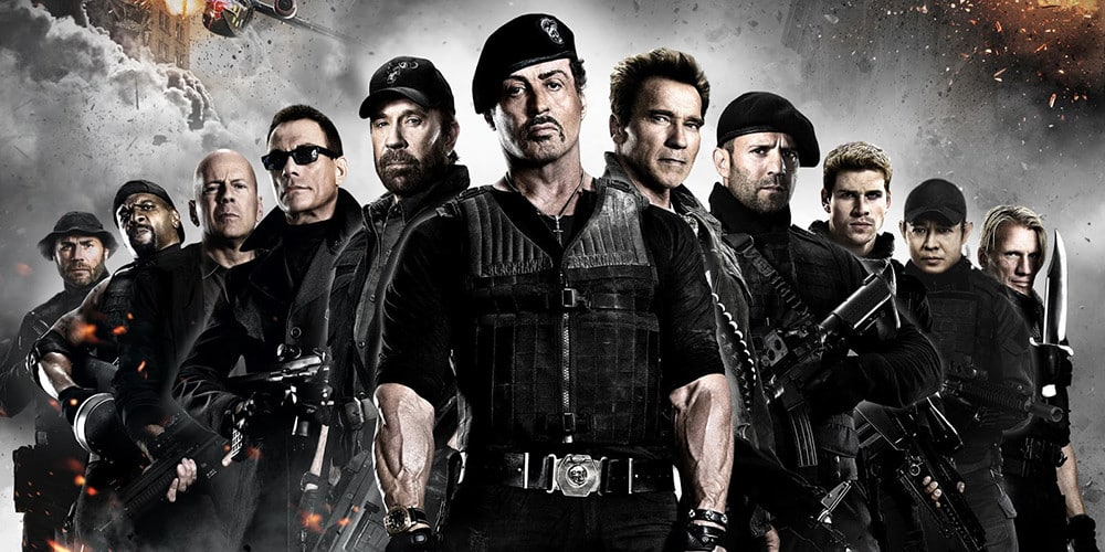 ¡Sylvester Stallone ha abandonado la franquicia Los Mercenarios!