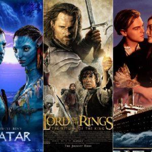 Las 29 películas que han superado la marca de los mil millones de dólares en taquilla