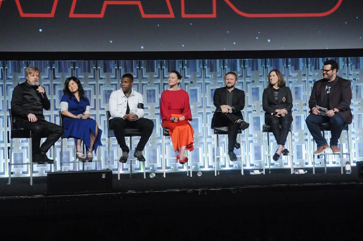 Star Wars: The Last Jedi Panel
