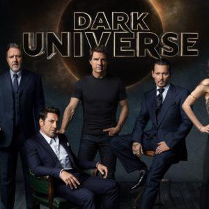 Llega el Dark Universe, el nuevo universo de monstruos con Johnny Depp, Tom Cruise, Javier Bardem, Russell Crowe o Sofia Boutella