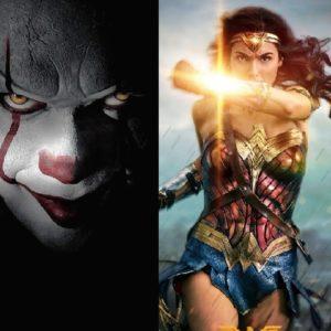 Espectaculares nuevos tráilers de IT, Wonder Woman, Spider-Man: Homecoming y The Mist, desde los MTV Awards