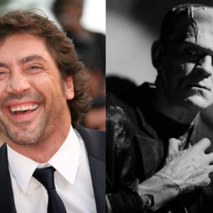 Javier Bardem, el mejor situado para ser Frankenstein en el nuevo Universo de Monstruos de Universal