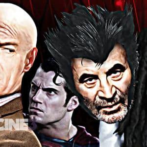 El Físico no lo es todo: Diez actores que encajan físicamente con un personaje (y que no fueron tenidos en cuenta)