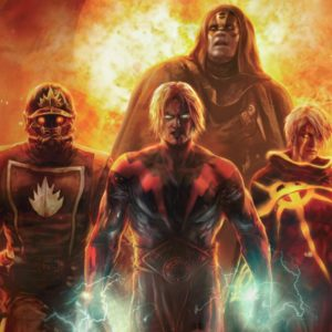 Guardianes de la Galaxia Vol. 3 dará comienzo al Universo Cósmico de Marvel