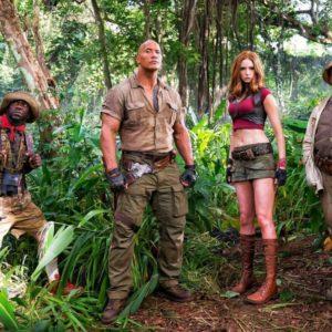 Jumanji: Welcome to the Jungle – abundante acción y aventura en el primer tráiler de la secuela