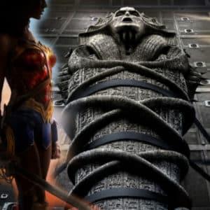 The Mummy no puede contra Wonder Woman, que mantiene el número uno en taquilla