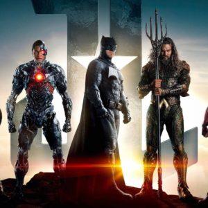 Orden oficial de los próximos estrenos de DC Films
