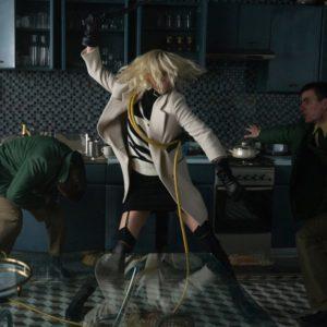Semana en tráilers: Geostorm, Atomic Blonde, Borg vs. McEnroe, Kidnap