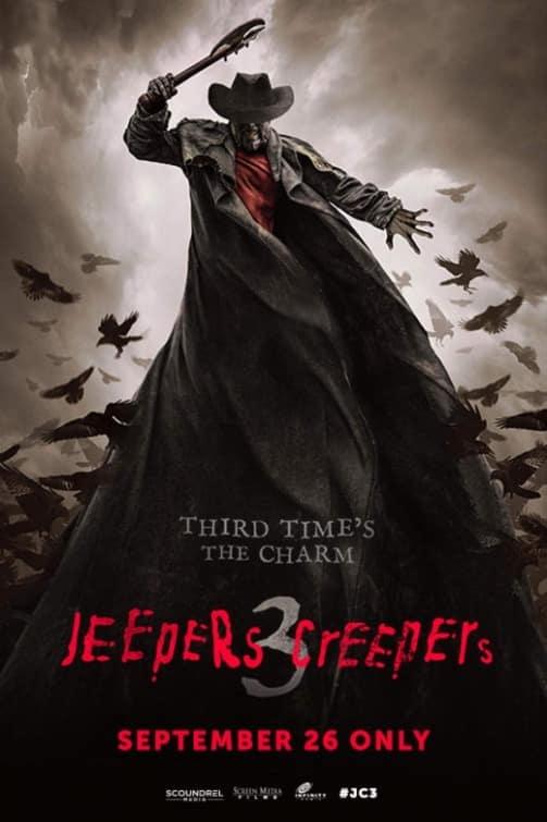 Jeepers Creepers 3: Nuevas amenazas de protestas generan la cancelación de su premiere mundial
