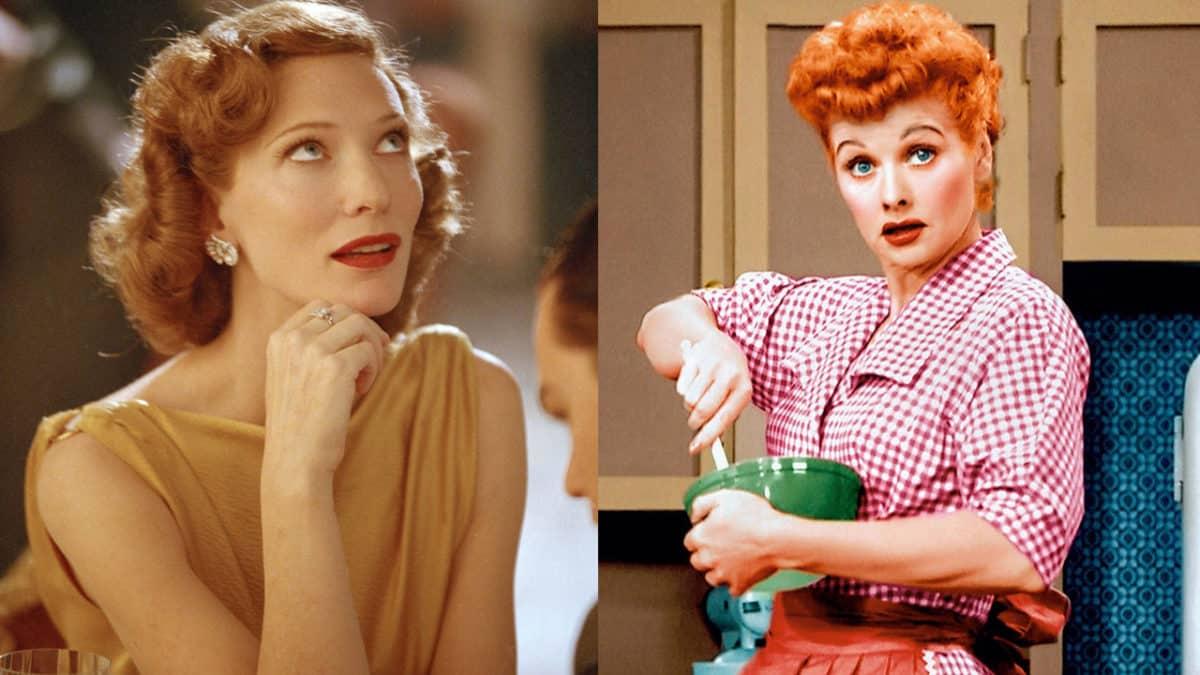 Amazon Studios aterriza la biopic sobre Lucille Ball escrita por Aaron Sorkin y protagonizada por Cate Blanchett