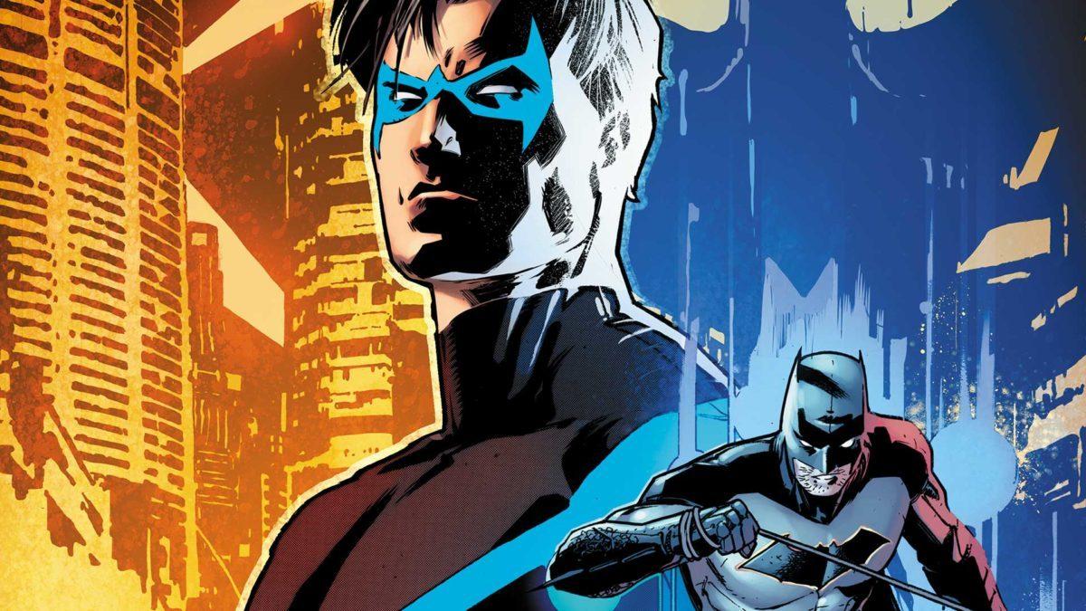 El guionista de DC Comics Tim Seeley tiene algunos consejos para la película Nightwing