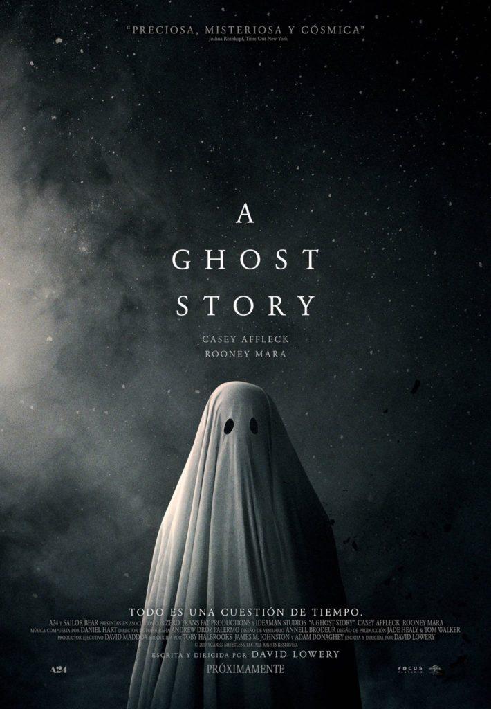 Ronda de Terror: El Juego de Gerald, Friend Request y A Ghost Story