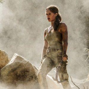 Tomb Raider: primer tráiler y póster nos regalan el primer vistazo a Alicia Vikander como Lara Croft