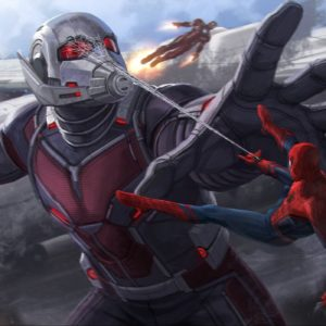 Se revela que Giant-Man también estará en Ant-Man and The Wasp