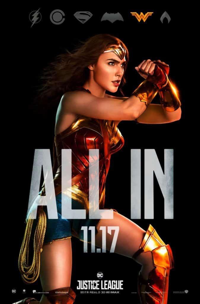 All In - Wonder Woman
