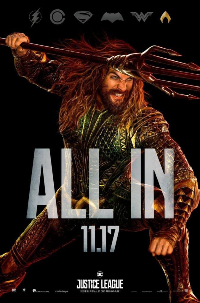 All In - Aquaman