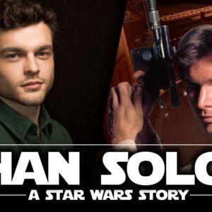 SOLO: A Star Wars Story – película en solitario de Han Solo recibe título oficial