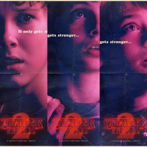 Stranger Things: ¡el mundo 'de cabeza' en el tráiler final de la segunda temporada!