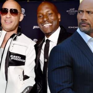 Tyrese Gibson contradice a Vin Diesel, sigue culpando a The Rock por el retraso de Fast & Furious 9