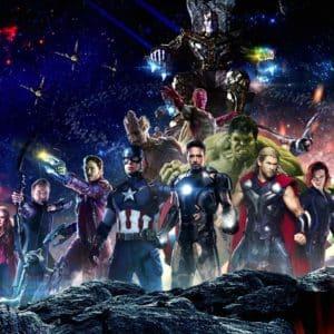 Avengers: Infinity War: personajes del MCU en sesión de fotos inédita; Kevin Feige revela el futuro de la franquicia