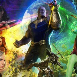 ¡Avengers: Infinity War estrena su primer y anticipado tráiler, póster y sinopsis!