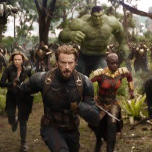 Avengers: Infinity War rompe récord para convertirse ¡en el tráiler más visto en la historia!