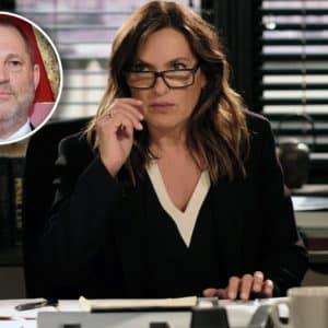 Law & Order SVU abordará el caso Harvey Weinstein en uno de sus episodios