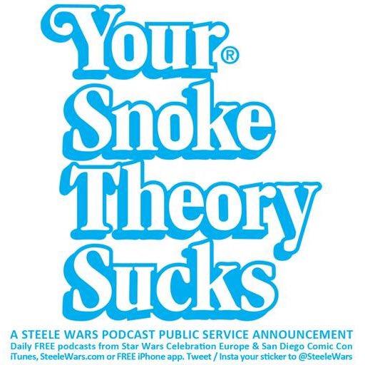 Steele nos lo dijo, pero ahí andaban algunos