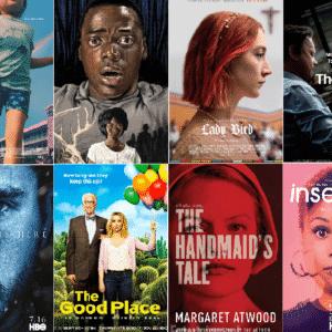 Los AFI Awards seleccionan las mejores películas y series de televisión del 2017