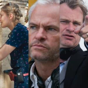 El Sindicato de Directores (DGA) revela a sus nominados a lo mejor en cine y televisión