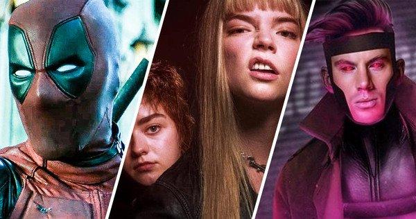 FOX modifica los estrenos de Deadpool 2, New Mutants y Gambit